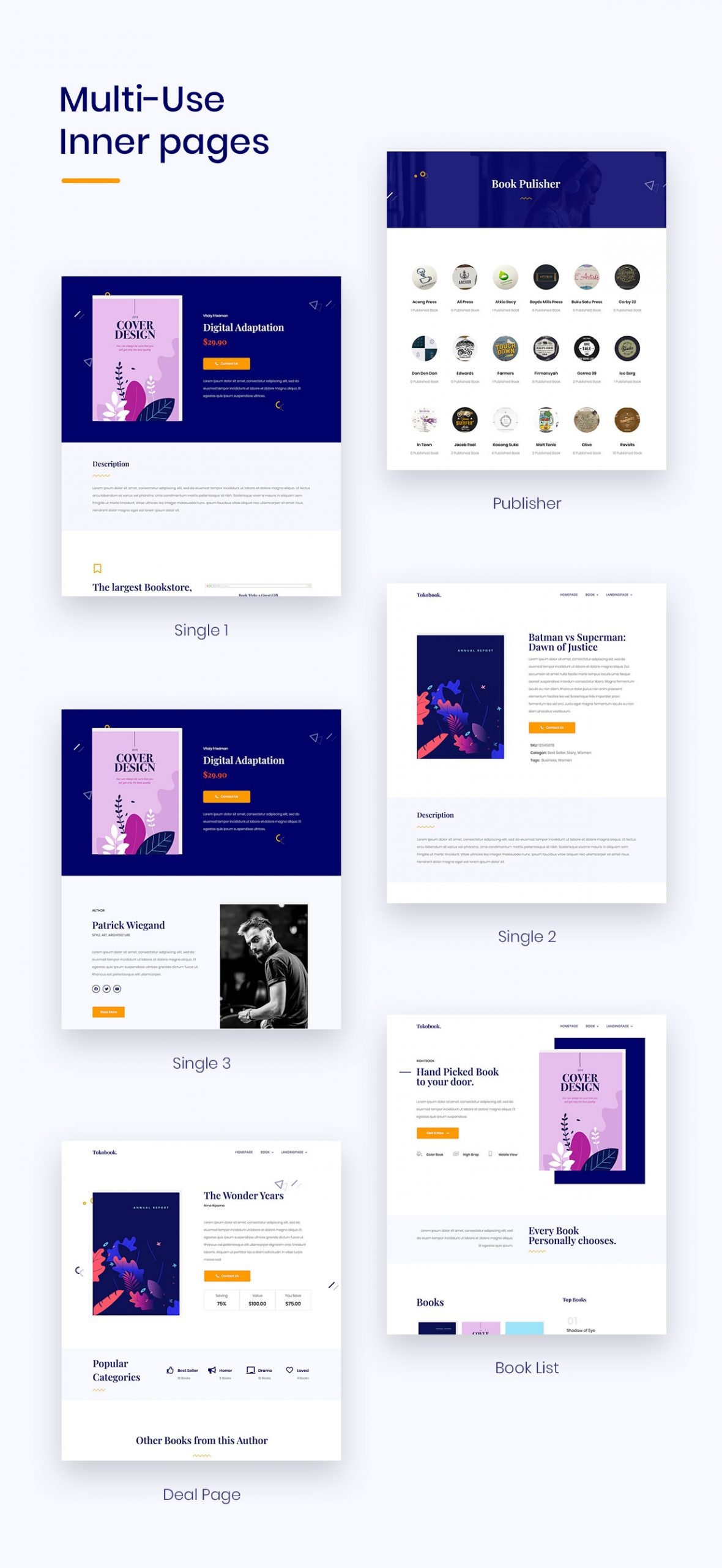 02-Inner_Page-2-scaled Bookup | Book Elementor Template Kit theme WordPress